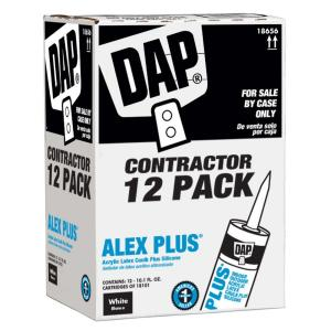 DAP WHITE CAULK