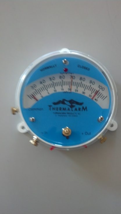 THERMALARM NORMALLY CLOSED WITH LED INDICATOR