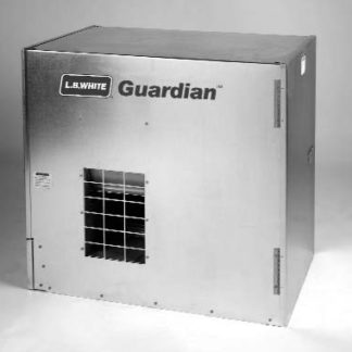 160-250K BTU GUARDIAN SPACE HEATER HSI