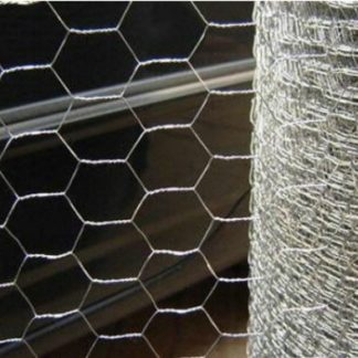 "STAINLESS HEX WIRE 1"" X 24"" 20G 200FT ROLL<br>"