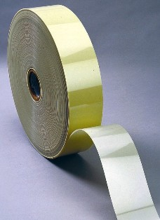 "3-7/8"" X 1040 FT MYLAR EGG BELT 10MIL<br>"