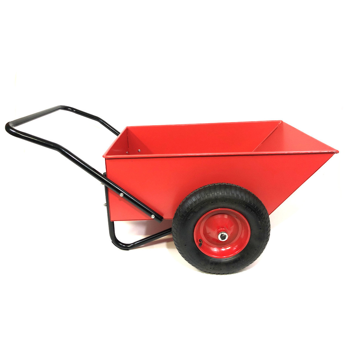 """300 LBS. CAPACITY FEED CART<br>37"""" X 24"""" X 11""""<br>32"""" OVERALL WIDTH"""