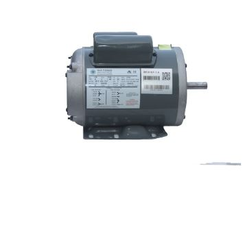 FAN MOTOR 1HP 230V 1PH 1.4SF RIGID MOUNT 1725 RPM<br>
