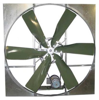 "52"" BELT DRIVE FAN IN CARDBOARD BOX NO MOTOR"
