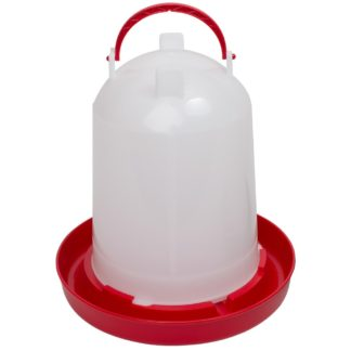 OLBA BAYONET DRINKER 6L RED