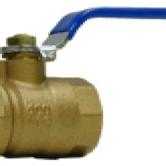 BRASS BALL VALVE 1/2""