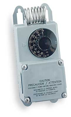 THERMOSTAT PECO-SUNNE SPST HEAT OR COOL