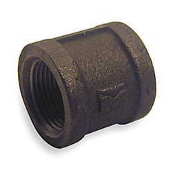 "3/4"" IRON PIPE COUPLING"