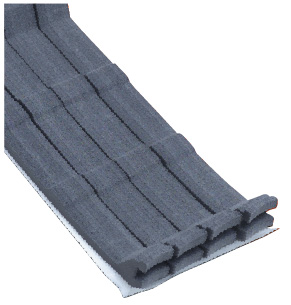 "ROOfING CLOSURE STRIPS 36"" AG PANEL INSIDE ONLY W/ GLUE"