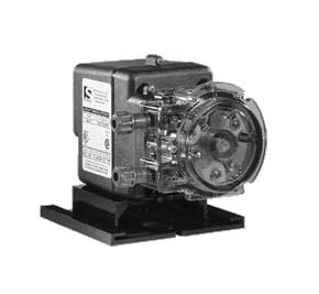 CLASSIC 45 SERIES SINGLE HEAD FIXED OUTPUT CHEMICAL FEED PUMP<br>.2-3.0 GALLONS OF SOLUTION PER DAY