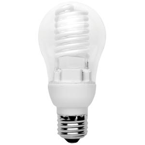 COLD CATHODE LIGHT BULB 5 WATT CLEAR DIMMABLE 200 LUMENS