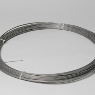 "1/8""  X 400FT ROLL 302 STAINLESS STEEL WINCHING WIRE<br>"