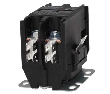 CONTACTOR DOUBLE POLE 30A 120VAC COIL