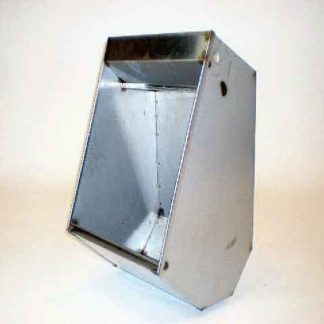 1,000 CFM INSULATED WALL AIR INLET COUNTERWEIGHTED<br><br>