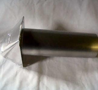 RADAIANT TUBE HEATER EXHAUST CAP