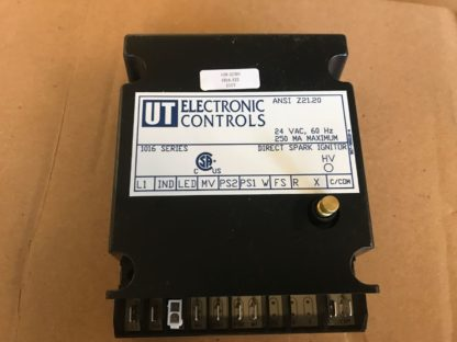 SPARK IGNITION CONTROL BOX
