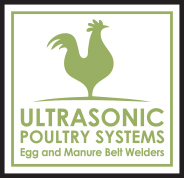 Ultrasonic Egg & Manure Belt Welders