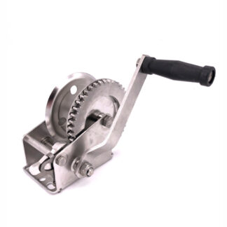 HAND WINCH STAINLESS STEEL 1200 LBS. CAPACITY